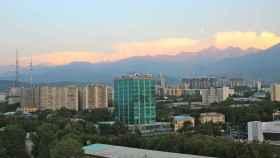 Panorámica kazaja. Cortesía del autor.