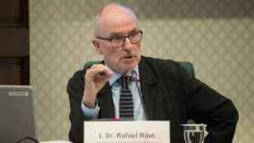 Rafael Ribó, el defensor del pueblo catalán.