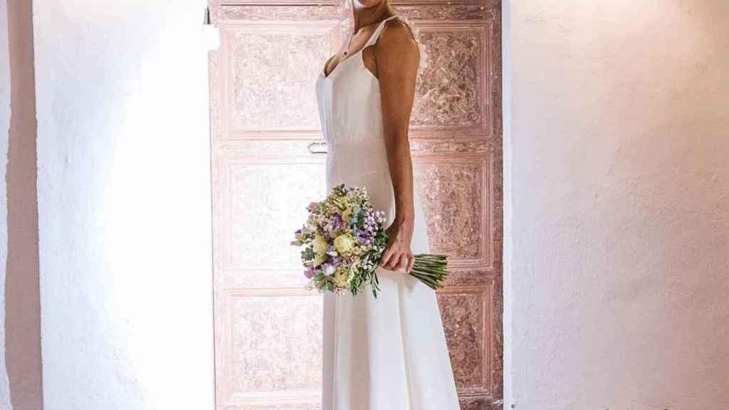 Sandra Sabatés en una imagen de su red social.