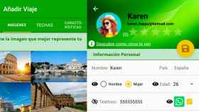 Esta es la aplicación perfecta para encontrar gente para viajar