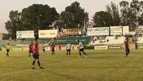 Imagen de archivo del Villarrobledo en pretemporada.