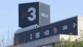 La sede de TV3, en Barcelona.
