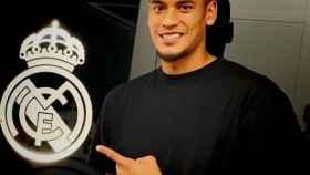 Areola, tras firmar por el Real Madrid