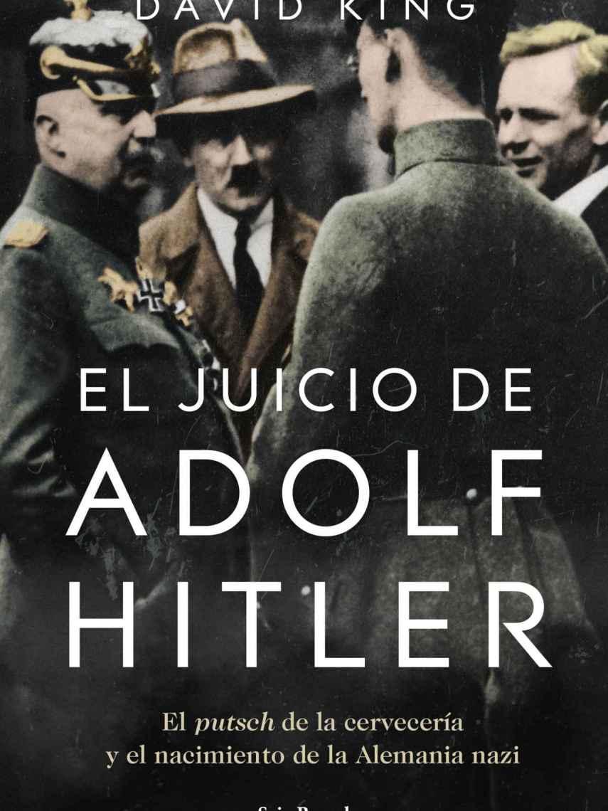 Portada de 'El juicio de Adolf Hitler'.