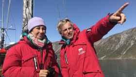 Ana Botín acompañará a Jesús Calleja en su próxima expedición.