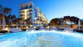 El hotel BLESS de Ibiza.