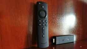 El Fire TV Stick 4K es uno de los dispositivos que recibe Vodafone TV
