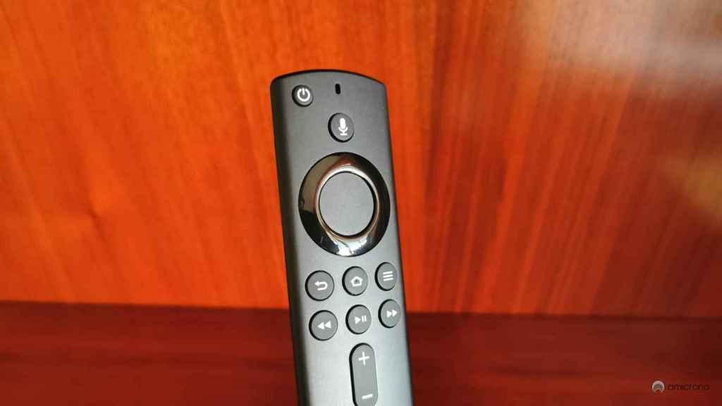 Mando del Fire TV Stick con micrófono para Alexa