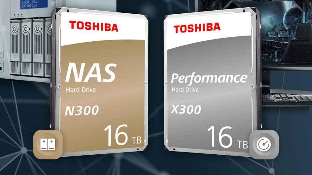 Toshiba N300 y X300