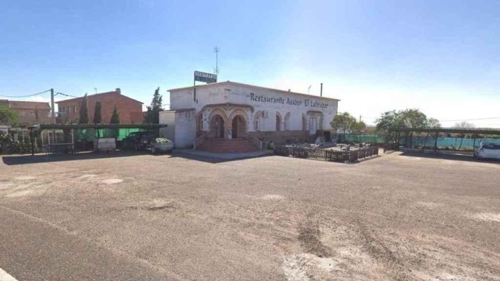 El tiroteo se produjo a las puertas del restaurante El Labrador, situado a las afueras de Velada (Toledo).