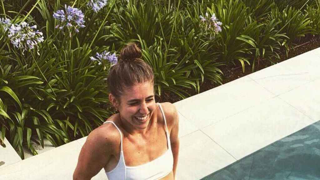 Carmen Ballesteros Botín en una imagen de su Instagram.