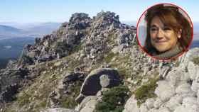 La Peñota, donde han encontrado el cadáver de Blanca Fernández Ochoa.