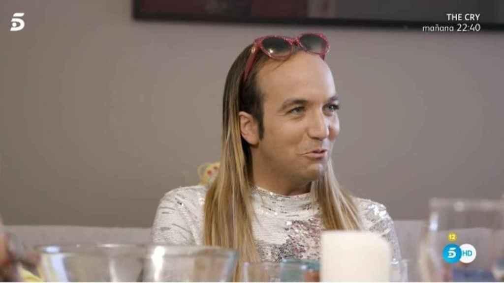 Aless Gibaja en un momento de 'Ven a cenar conmigo: Gourmet Edition'.