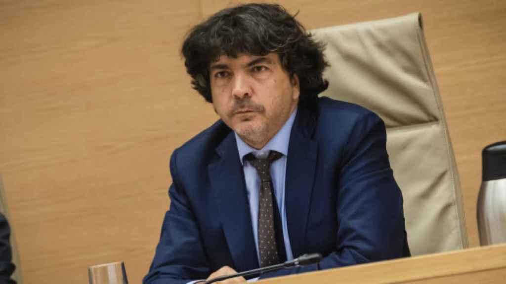 Mario Garcés, portavoz adjunto para asuntos económicos del PP en el Congreso.