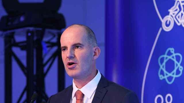 El director del Instituto Europeo de Innovación y Tecnología, Martin Kern.