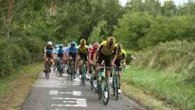 La 12ª etapa de La Vuelta