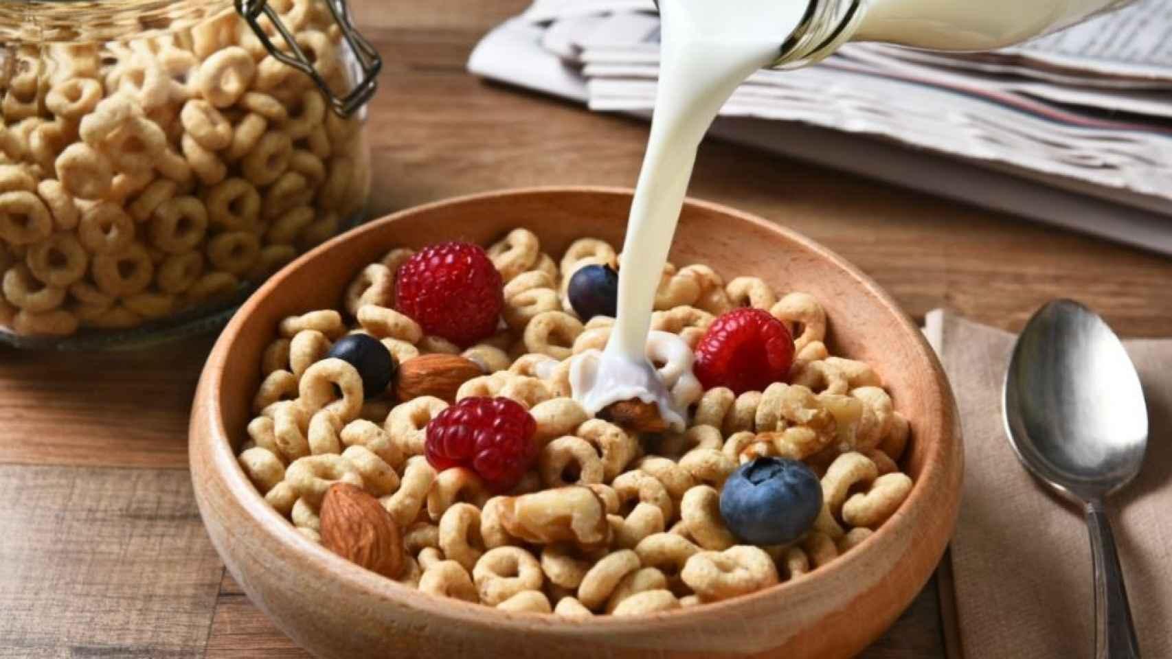 Estos son los cinco cereales con más azúcar del 'súper'