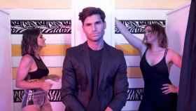 Barei y Chenoa en una secuencia del videoclip.