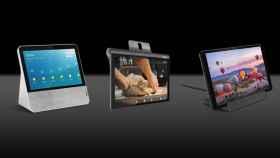Lenovo Smart Display y Smart Tab: tablets con Google Assistant integrado