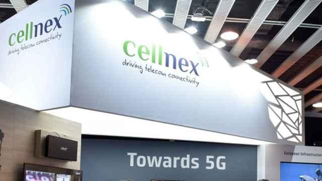 cellnex stand