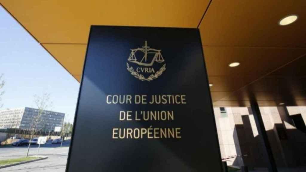 La sede del Tribunal de Justicia de la UE en Luxemburgo