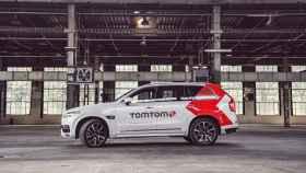 TomTom coche autonomo