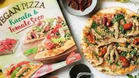 Presentación de la nueva pizza de Mercadona