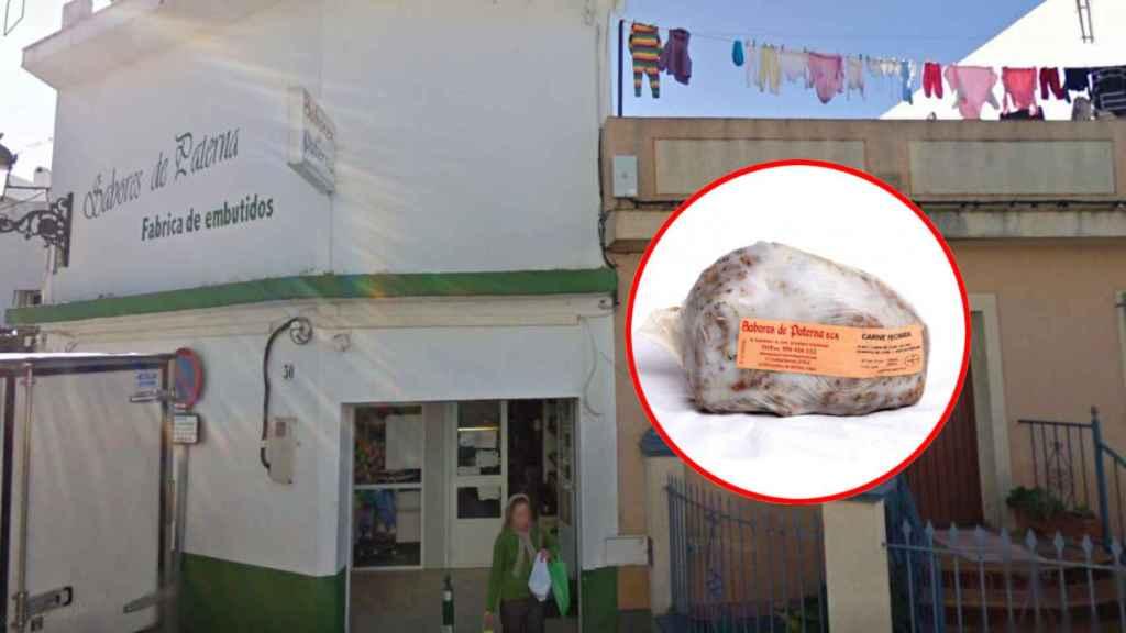 La fábrica de la carne mechada de 'Sabores de Paterna' se encuentra en Paterna de Ribera.