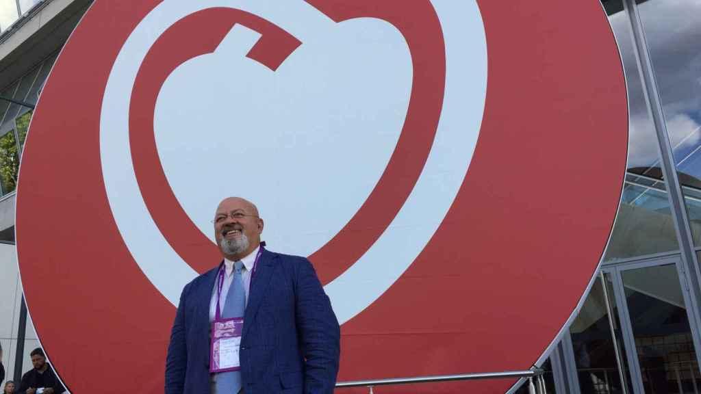 Nicolás Manito, jefe clínico de la unidad de Insuficiencia Cardíaca Avanzada y Trasplante Cardíaco del Hospital Universitario de Bellvitge.