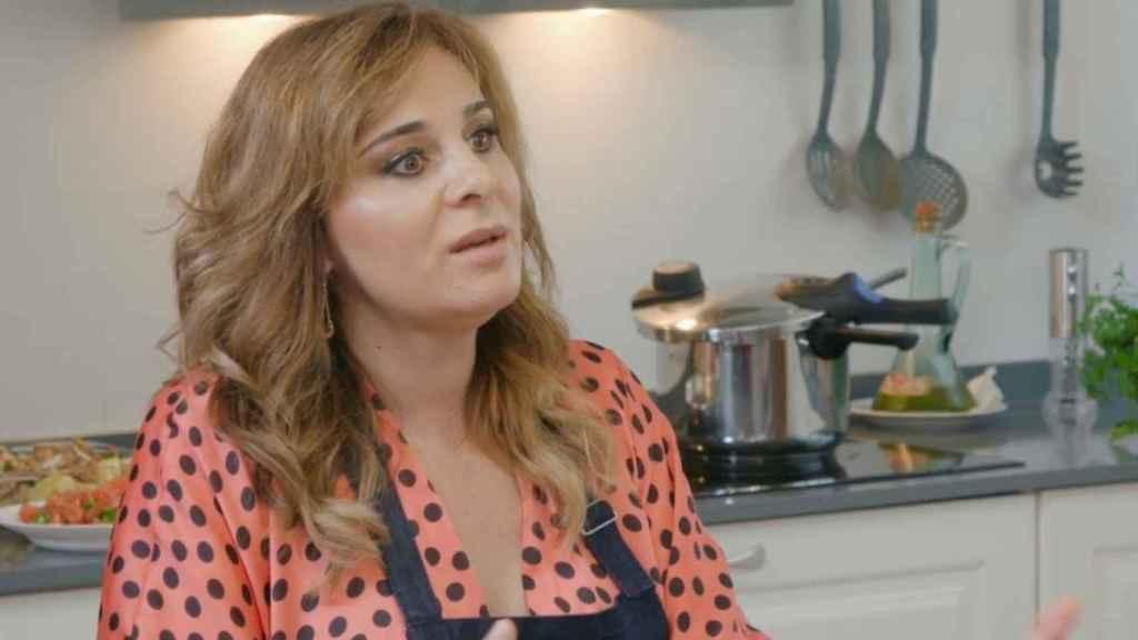 Ana María Aldón ha formado parte también de la entrevista.