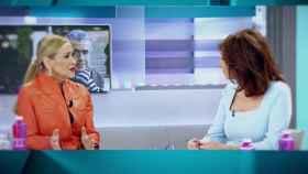 Cristina Cifuentes y Ana Rosa (Telecinco)