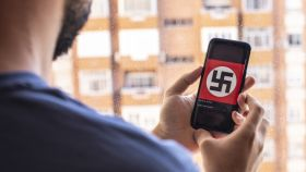 Grupos neonazis aprovechan canales de difusión de Telegram para enviar sus mensajes.