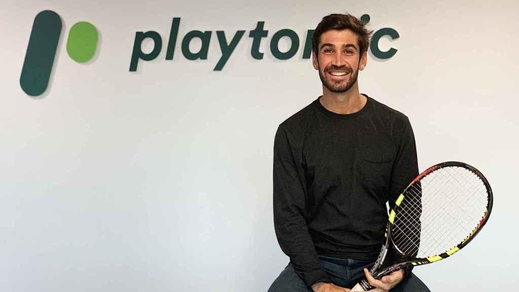 Pedro Clavería, uno de los fundadores de Playtomic.