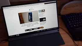 Prueba ASUS ZenScreen Touch: ¿tiene sentido una pantalla portátil?