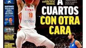 Portada del diario MARCA (07/09/2019)