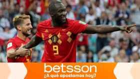 Dobla tu apuesta si Lukaku marca gol con Bélgica ante Escocia
