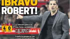 La portada del diario Sport (09/09/2019)