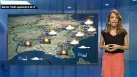 El tiempo: pronóstico para el martes 10 de septiembre