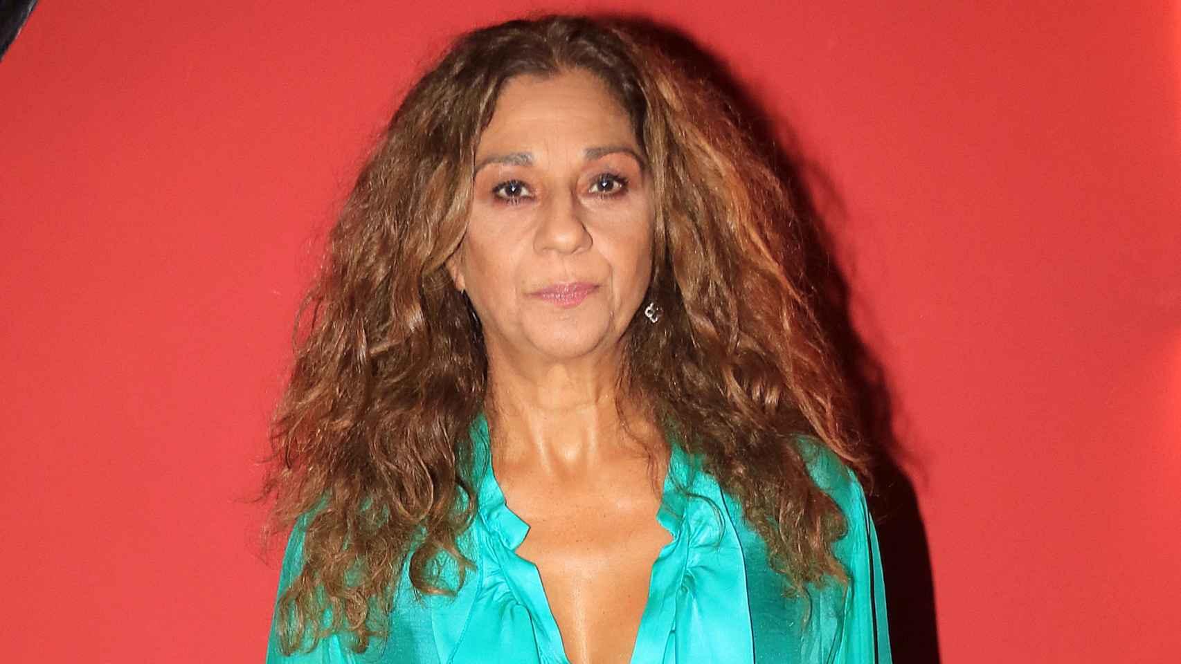 Lolita Flores en una imagen de archivo.
