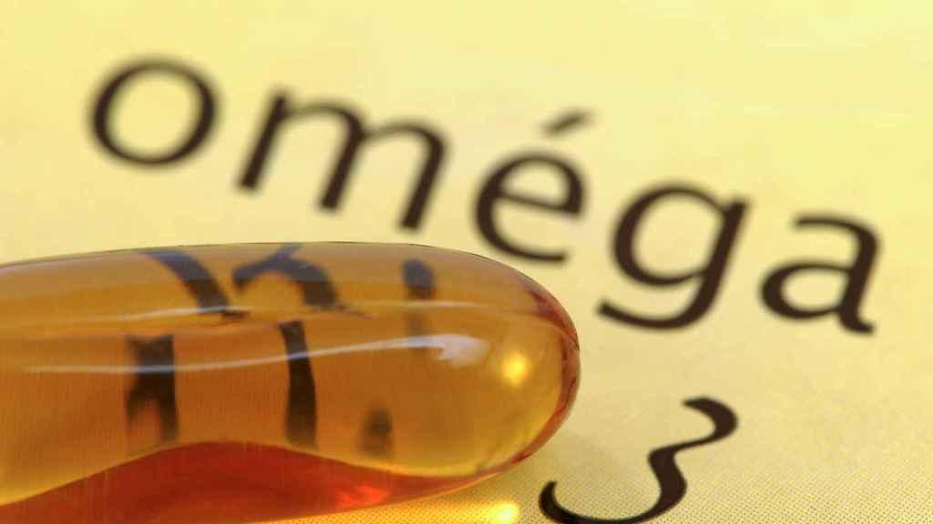 Suplementos de omega-3.