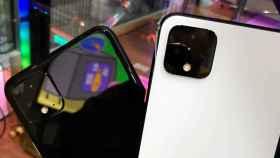 Nuevas fotos reales del Google Pixel 4 en blanco y en negro