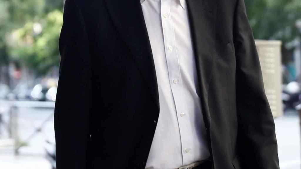 Abel Caballero en una imagen de archivo tomada en la Ejecutiva Federal del PSOE de septiembre.