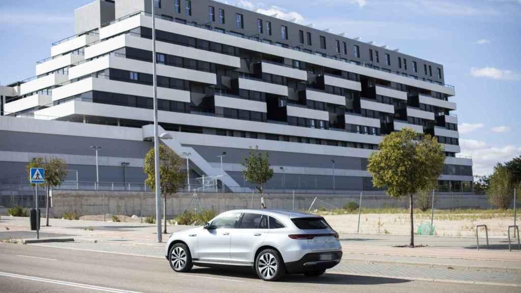 La movilidad eléctrica 100 % llega a Mercedes