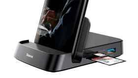 Convierte tu smartphone en un PC con este soporte para móvil de 25 euros