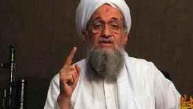 El líder de Al Qaeda, Aymán al Zawahiri.