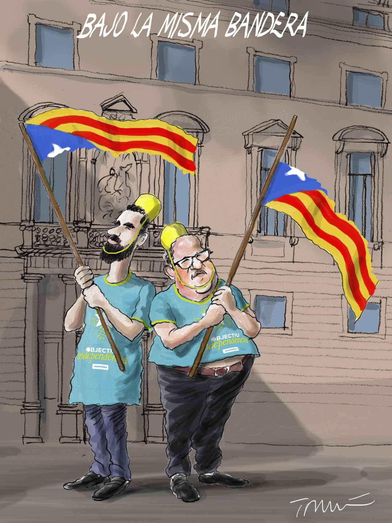 Bajo la misma bandera
