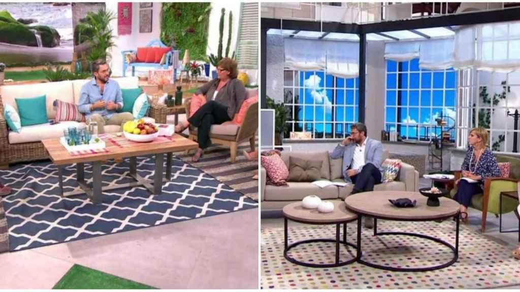 El programa de Máximo Huerta estrena temporada en un acogedor salón.