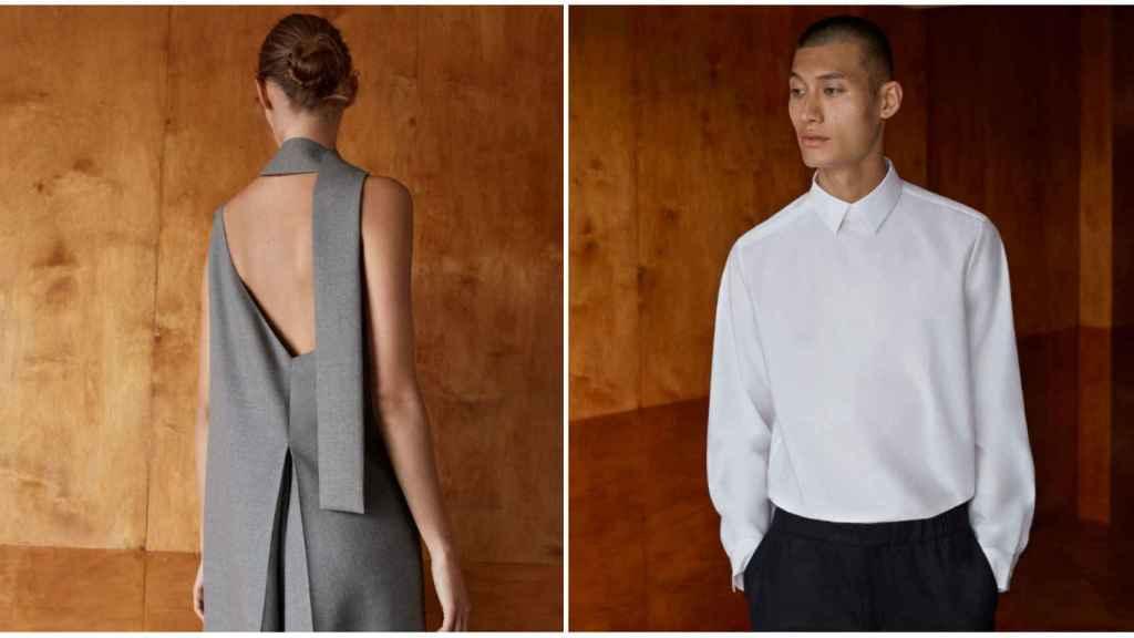 La nueva colección presenta gamas monocromáticas inspiradas en el edificio de Bauhaus.