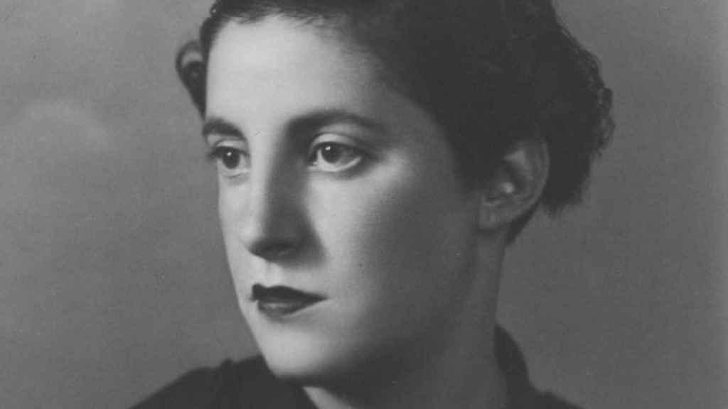Pilar Primo de Rivera.