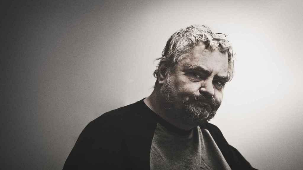 Daniel Johnston en una foto de archivo.